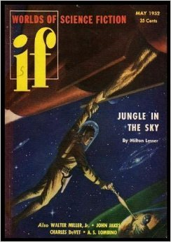 If Worlds of Science Fiction, May 1952 (Vol. 01, No. 02)
