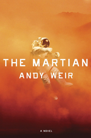 "Book cover of ""The Martian"" by Andy Weir"