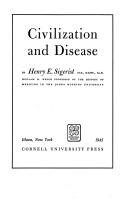 Civilization and Disease