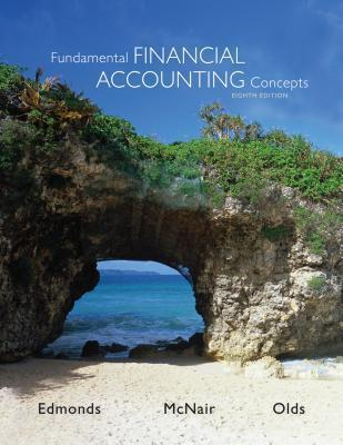 Fundamental Financial Accounting Concepts: Working Papers