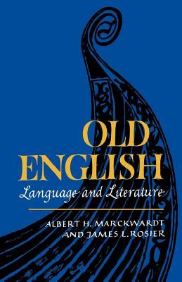 Old English: Language and Literature