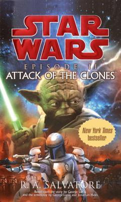 Star Wars: Episode II: Attack of the Clones(Star Wars: Novelizations 2)