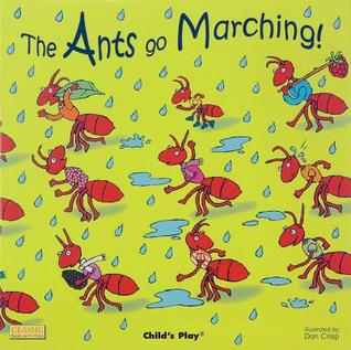 The Ants Go Marching By Dan Crisp