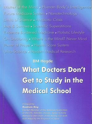 What Doctors Don't Get to Study in Medical School
