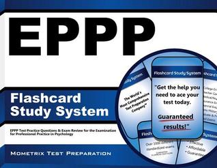 Eppp Flashcard Study System: Eppp Test Practice Questions and Exam Review for the Examination for Professional Practice in Psychology