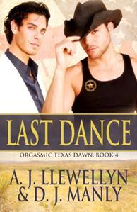 Last Dance (Orgasmic Texas Dawn, #4)