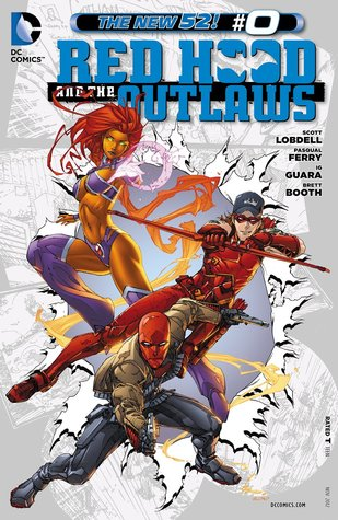 Red Hood and the Outlaws (2011-) #0