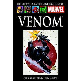 Venom (Marvel Ultimate Graphic Novel Collection #68)