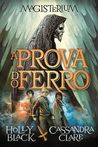 A Prova do Ferro by Holly Black