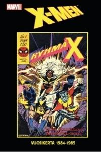 Ryhmä X = X-Men : vuosikerta 1984-1985