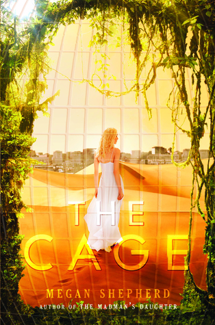 Image result for the cage trilogy megan shepherd