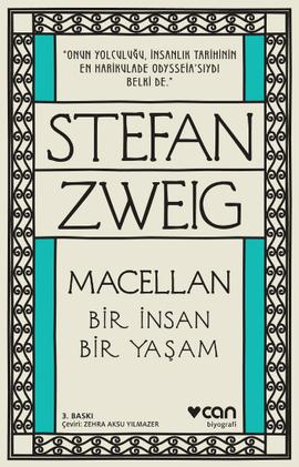 Macellan - Bir İnsan Bir Yaşam