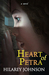 Heart of Petra by Hilarey Johnson