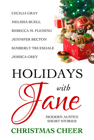 Christmas Cheer(Holidays With Jane 1)