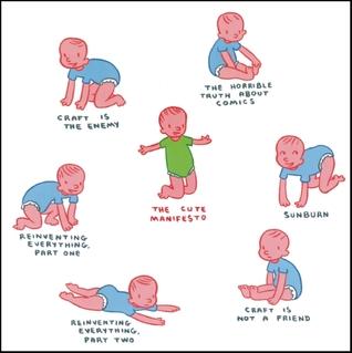 The Cute Manifesto by James Kochalka