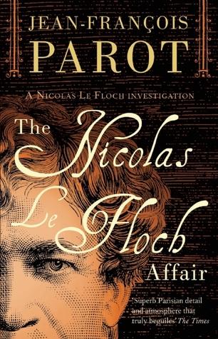 The Nicholas Le Floch Affair(Nicolas Le Floch 4)