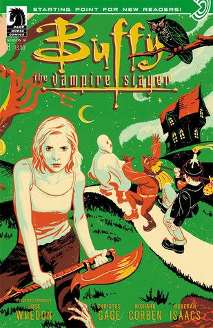 Buffy the Vampire Slayer: Return to Sunnydale, Part 1 (Season 10, #8)