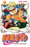 Naruto #01 by Masashi Kishimoto