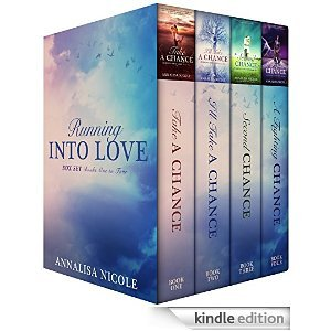 Running Into Love Box Set Books One to Four(Running Into Love 1-4)