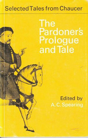 """the attempt to kill death in geoffrey chaucers the pardoners tale Blasphemy is a very prominent theme in the pardoner's tale and the pardoner deliberately links it to other sins in the tale in order to emphasize it jean e jost points out """"the rioters' first vice, graphically detailed."""