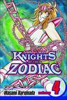 Knights of the Zodiac, Vol. 4: Ketsusen! Black Cloth!