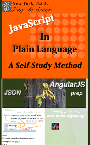 JavaScript in Plain Language - A Self-Study Method: JSON and AngularJS Prep