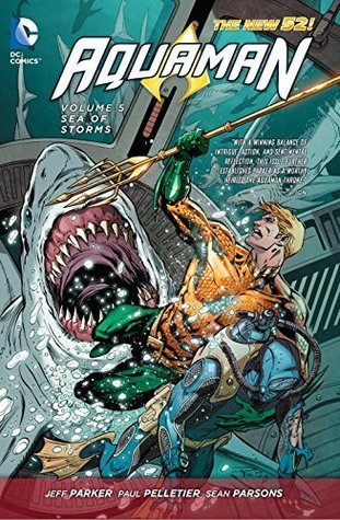 Aquaman, Volume 5: Sea of Storms