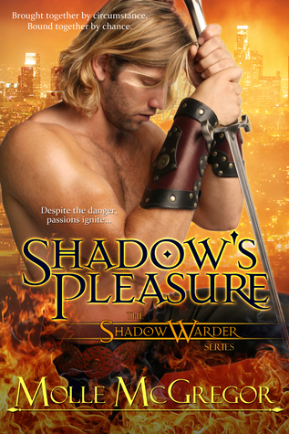 Shadow's Pleasure (Shadow Warder, #2)