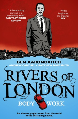 Ben Aaronovitch: Peter Grant/Rivers of London graphic novels Series – comics