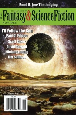 The Magazine of Fantasy & Science Fiction, November/December 2014 (The Magazine of Fantasy & Science Fiction, #716)