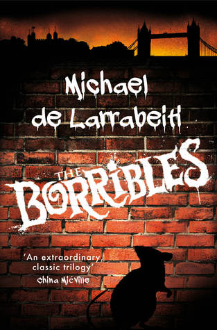 The Borribles (The Borrible Trilogy, #1)