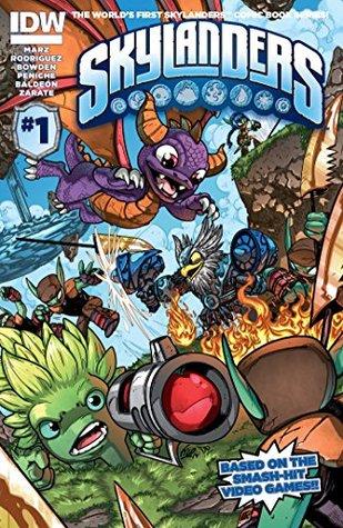 Skylanders #1 (Skylanders Graphic Novel)