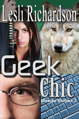 Bleacke Shifters, Book 2 - Lesli Richardson