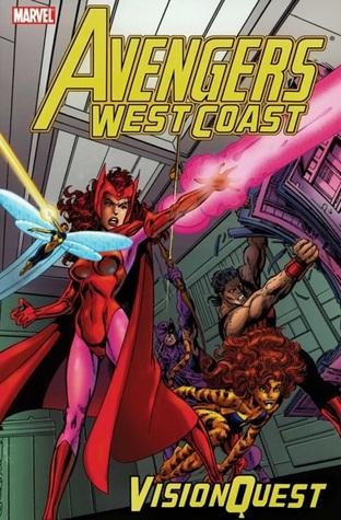 Avengers West Coast by John Byrne
