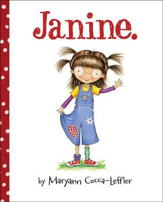 Image result for Janine the book