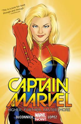 Captain Marvel, Volume 1