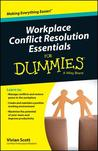 Workplace Conflict Resolution Essentials for Dummies Australian & New Zealand Edition