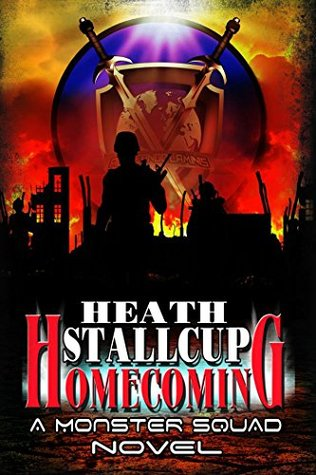Homecoming Monster Squad book 5