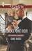 The Blackstone Heir (Mill Town Millionaires, #2; Billionaires and Babies, #54)