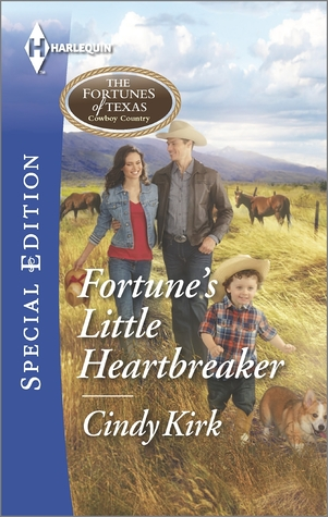 Fortunes Little Heartbreaker(Fortunes of Texas: Cowboy Country  2)