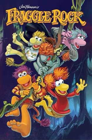 Fraggle Rock by Kate Leth