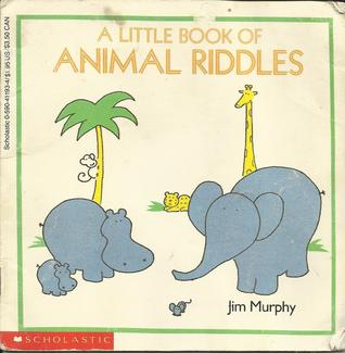 A Little Book of Animal Riddles