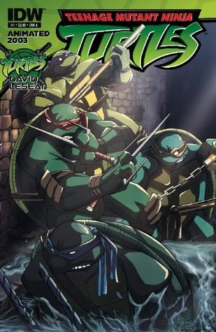 Teenage Mutant Ninja Turtles: Animated 2003 #1