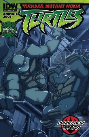 Teenage Mutant Ninja Turtles: Animated 2003 #5