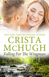 Falling for the Wingman (Kelly Brothers, #3)