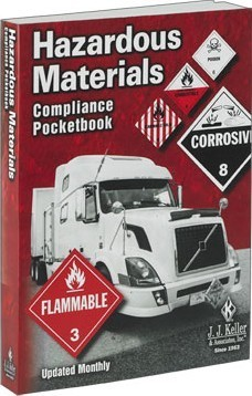 Hazardous materials compliance pocketbook by jj keller hazardous materials compliance pocketbook by jj keller associates inc fandeluxe Image collections