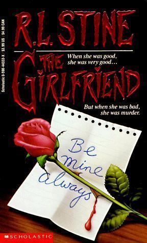The Girlfriend (Point Horror, #19)