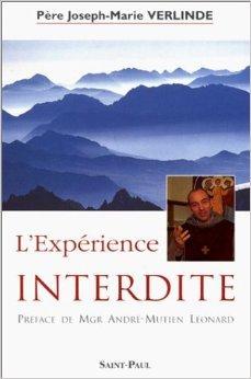 L'Experience interdite: de l'ashram au monastere