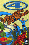 Marvel Knights 4, Volume 4 by Roberto Aguirre-Sacasa