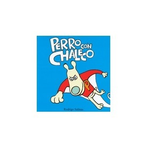 Perro Con Chaleco Uno
